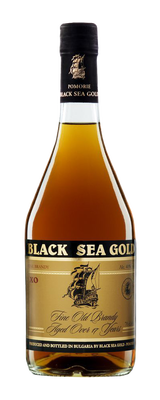 BRANDY BLACK SEA GOLD 17 XO
